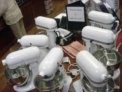 Kitchenaid Mixer Service Center