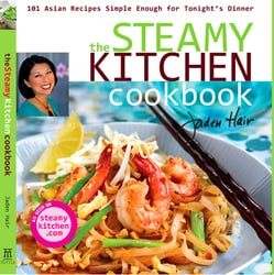 Steamy Kitchen Cookbook