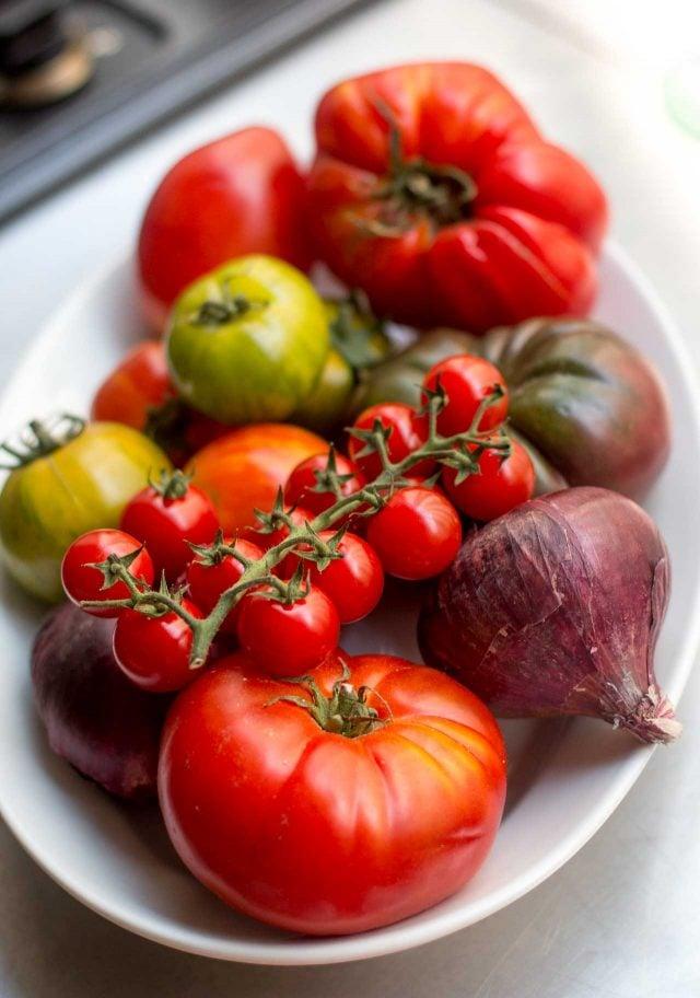 Panzanella: Bread and Tomato Salad