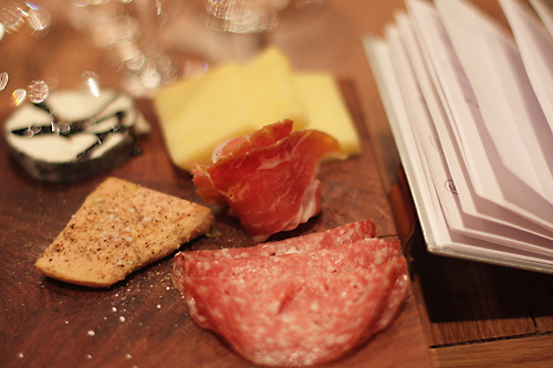 Ô-Chateau Wine Bar in Paris ochateau