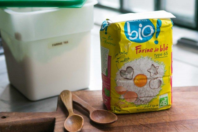 french flour farine