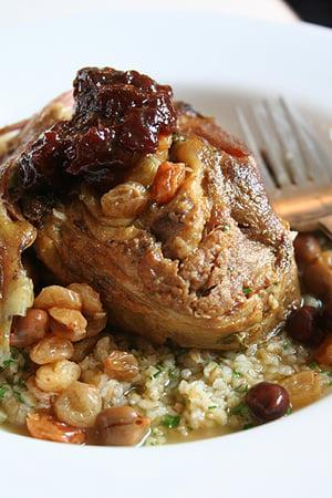 Lamb Tagine recipe