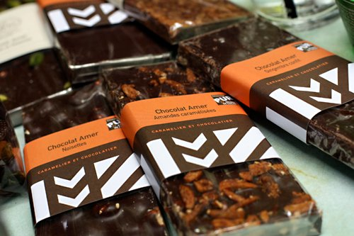 Le Roux Chocolate bars