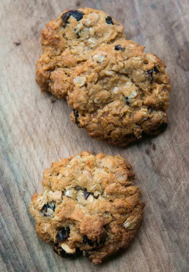 Nick Malgieri Oatmeal cookie