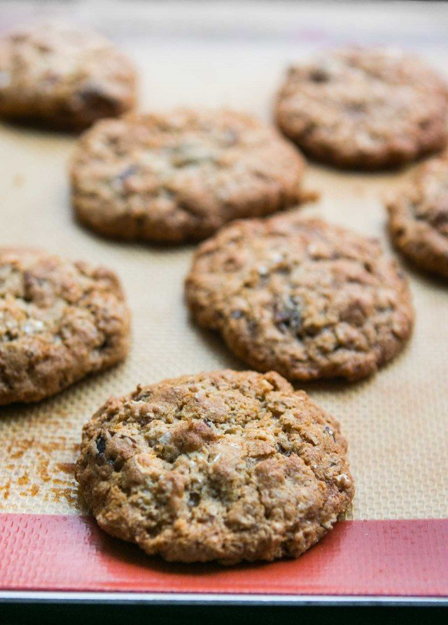chewy Oatmeal cookie recipe