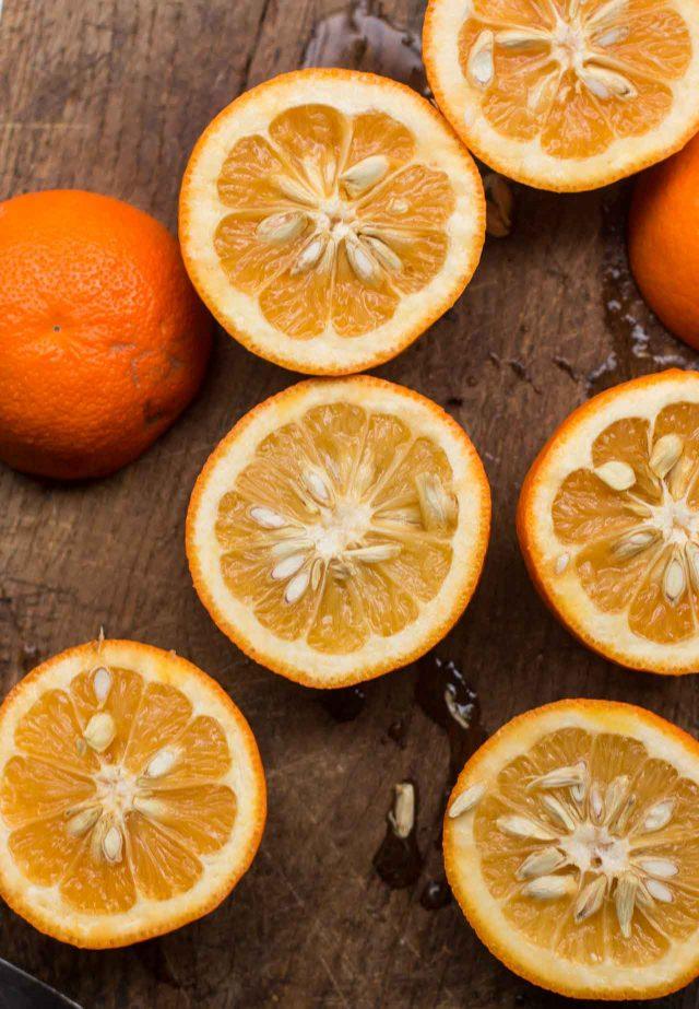 Fabelhaft Seville Orange Marmalade #MH_64