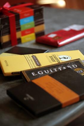Chocolate Bars A-Plenty!