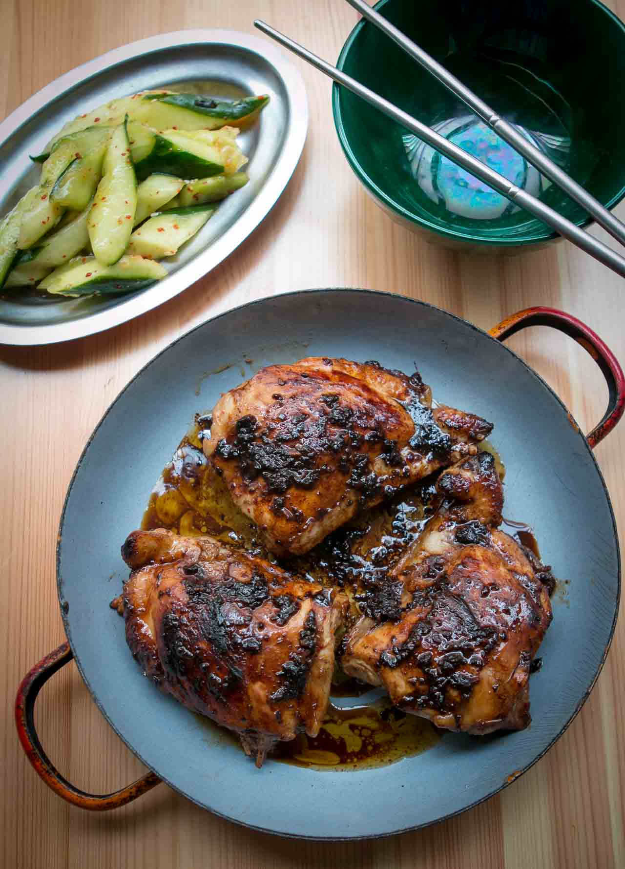 Olympic seoul chicken recipe david lebovitz forumfinder Image collections