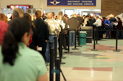 airport line