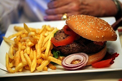 hippo burger