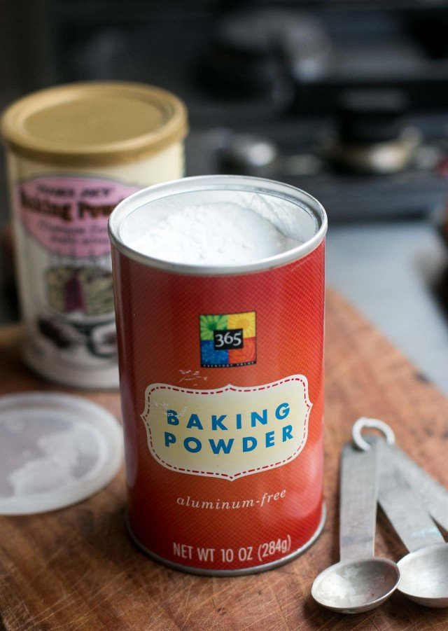 Why You Should Use Aluminum-Free Baking Powder