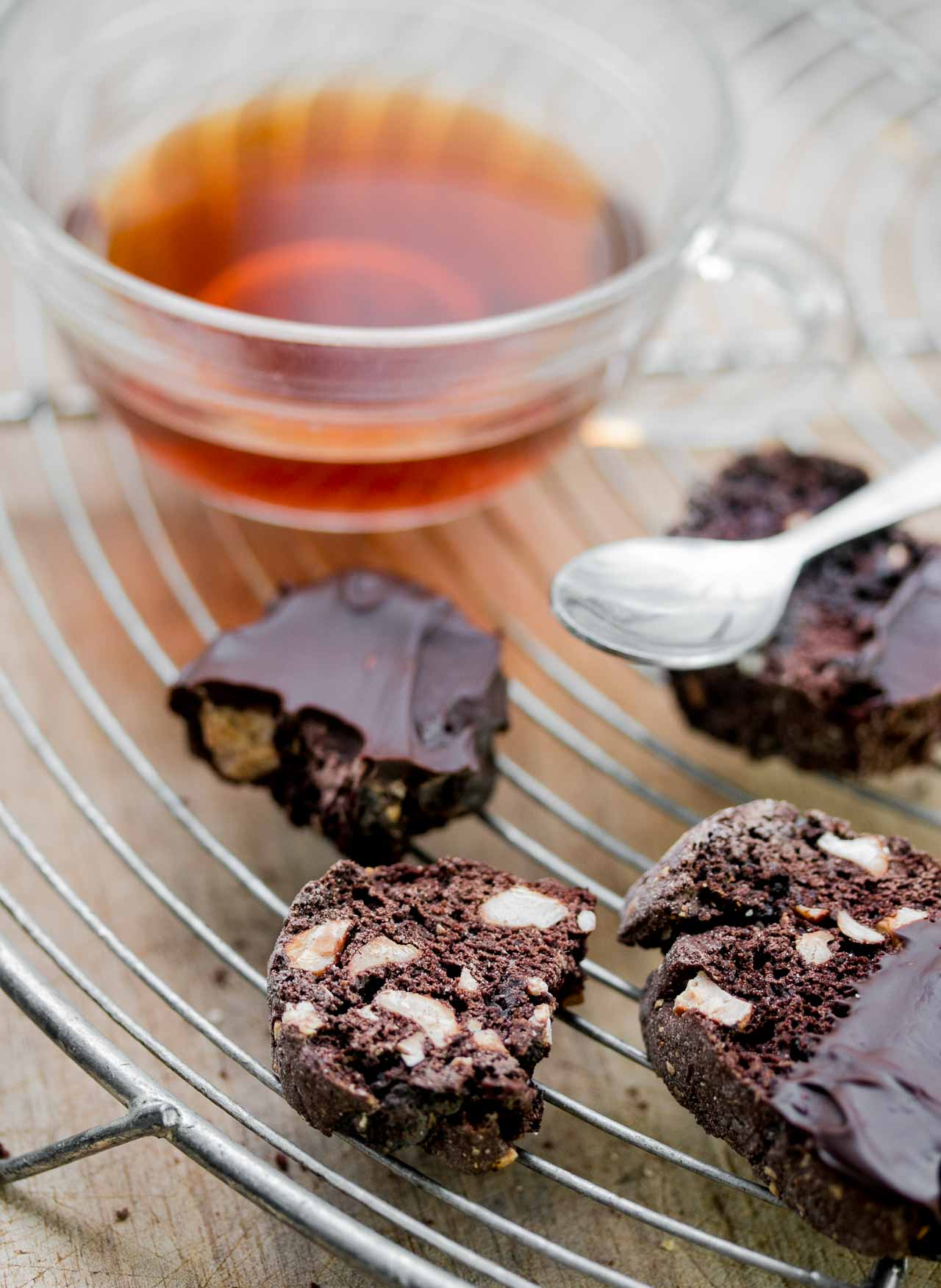 Chocolate Biscotti Recipe David Lebovitz - Sliced chocolate is finally here and we know our life will never be the same again