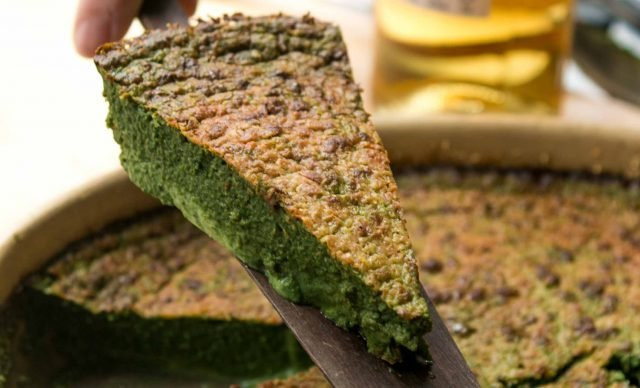 spinach pie recipe