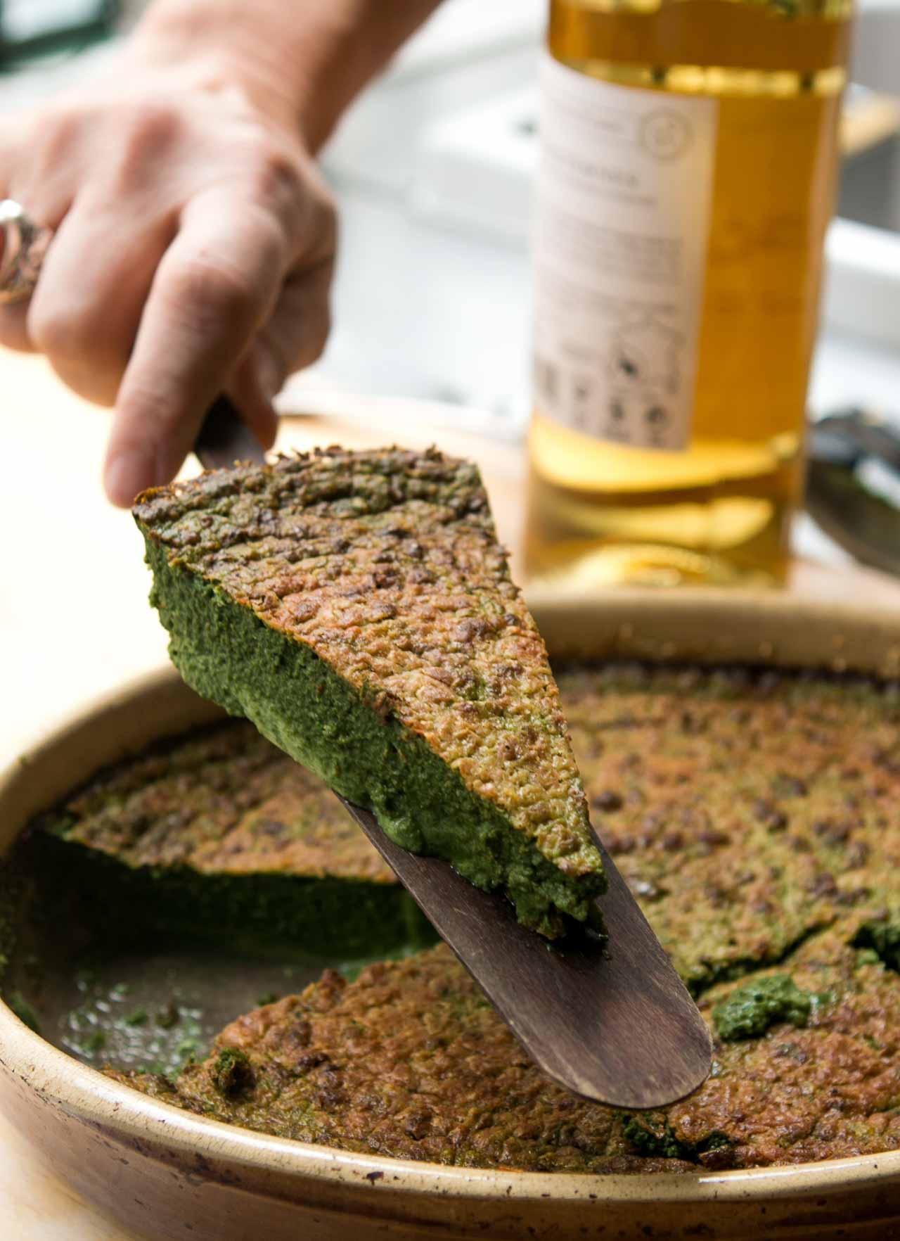 Spinach Pie: Recipes 12