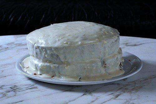 bad, sad cake