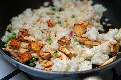 Asian rice recipies