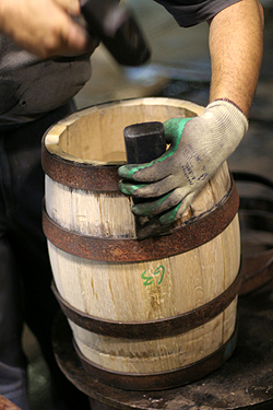 tightening barrel