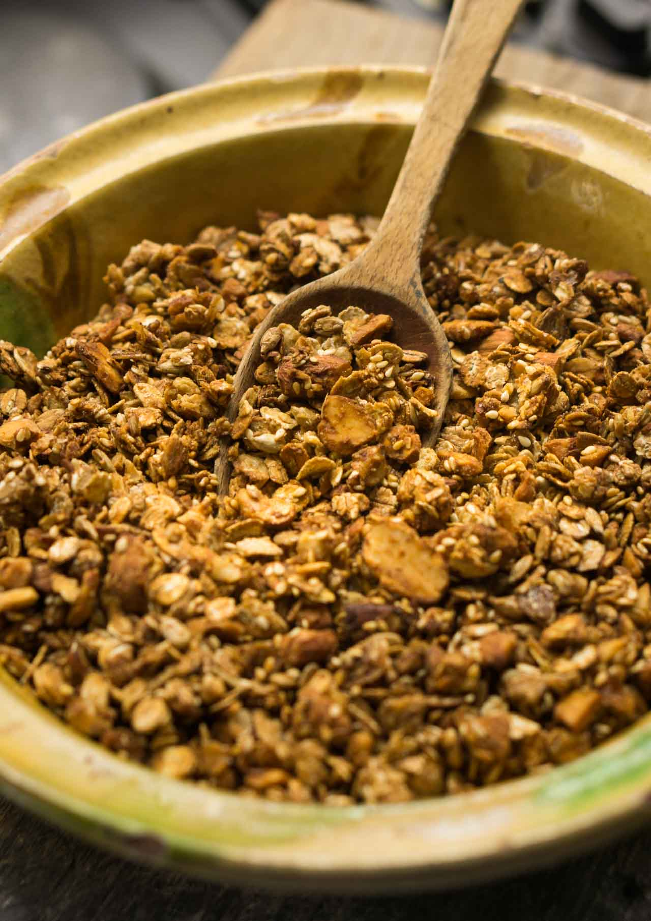 A great granola recipe...