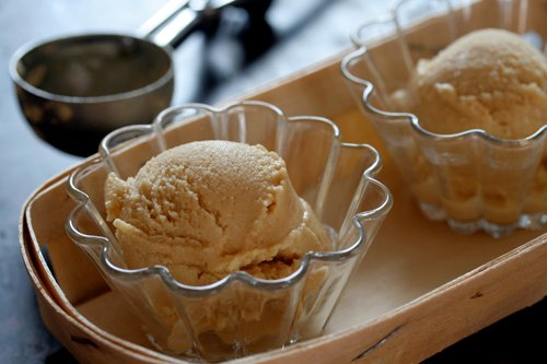 polenta ice cream