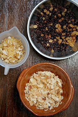 stollen ingredients