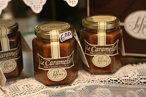 le roux caramel spread