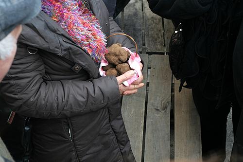 truffle seller
