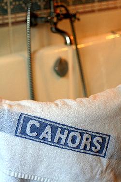 cahor towel