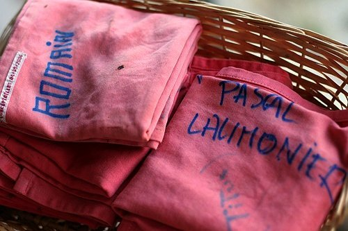 romain & pascal's napkins