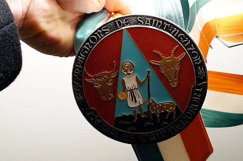 cheese guild medal
