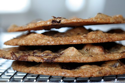thin cookies