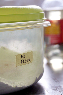 US flour