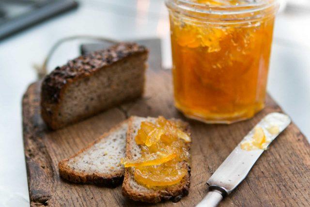Bergamot Sweet Lemon Marmalade