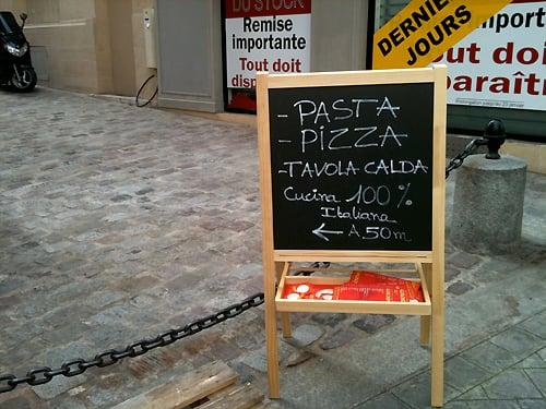 cucina 100% Italiana