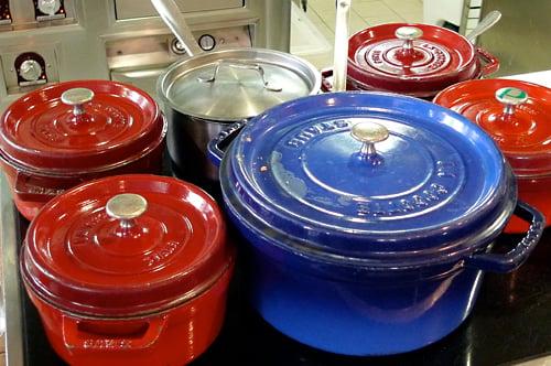 Staub casseroles