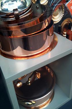 copper ports