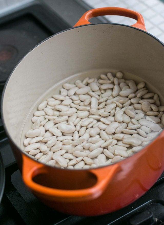 soupe au pistou beans