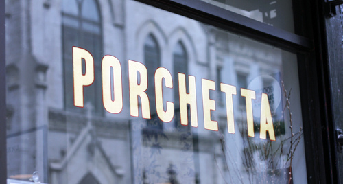 porchetta new york city