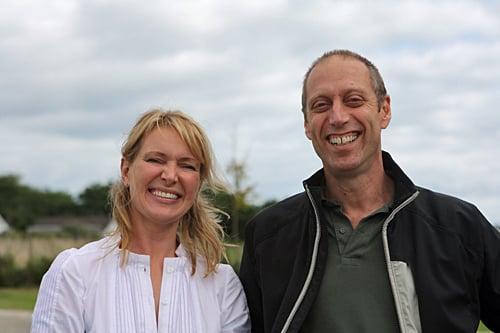 David and Rachel Allen