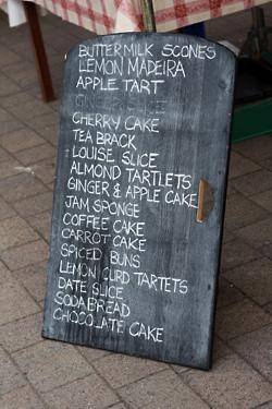 Irish baked goods