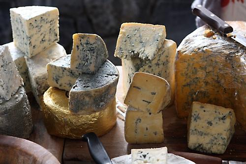 Irish blue cheeses
