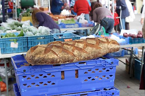 long Irish bread