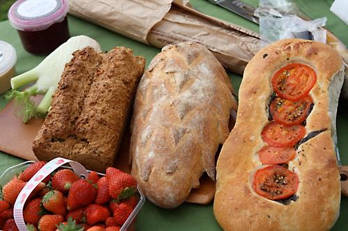 Irish breads