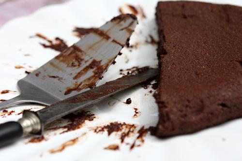 Chocolate Mousse Cake - David Lebovitz