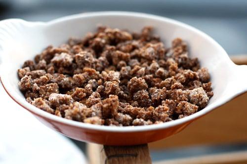 brown bread pieces blog