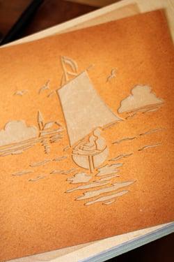 cookbook stencil