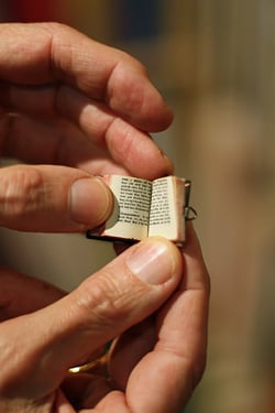 world's tiniest cookbook