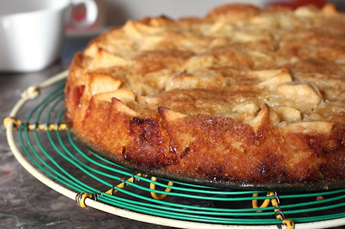 French Apple Cake David Lebovitz