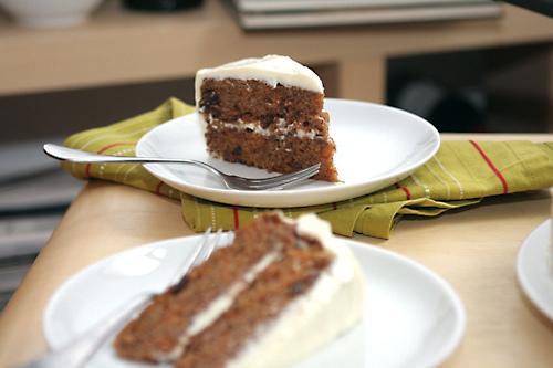 carrot cake (last)