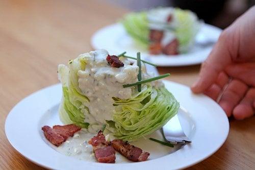 Bleu cheese salad recipes