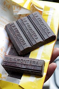 La Frontera chocolate